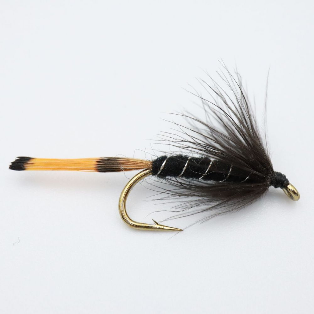 Black Pennell Fishing Fly